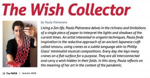 Paula Pietranera - The Wish Collector
